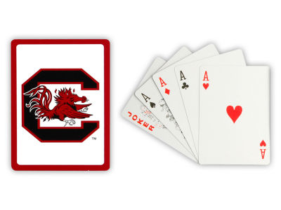 South Carolina Gamecocks Playing Cards