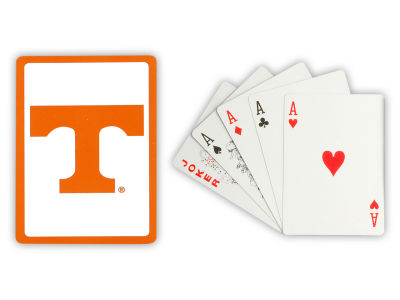 Tennessee Volunteers Playing Cards