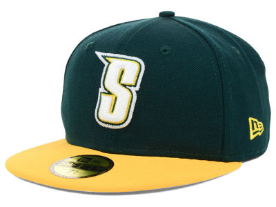 Siena Saints New Era NCAA 2 Tone 59FIFTY Cap
