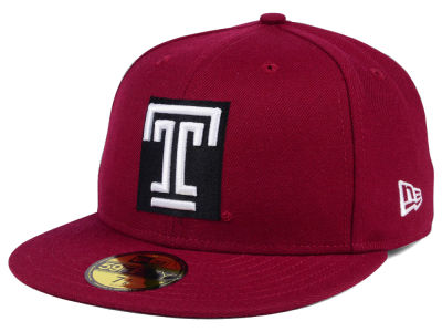 Temple Owls New Era NCAA AC 59FIFTY Cap