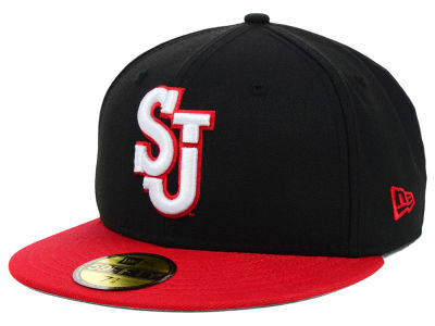 St Johns Red Storm New Era NCAA 2 Tone 59FIFTY Cap