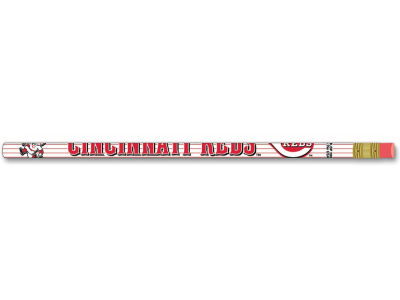 Cincinnati Reds 6-pack Pencils