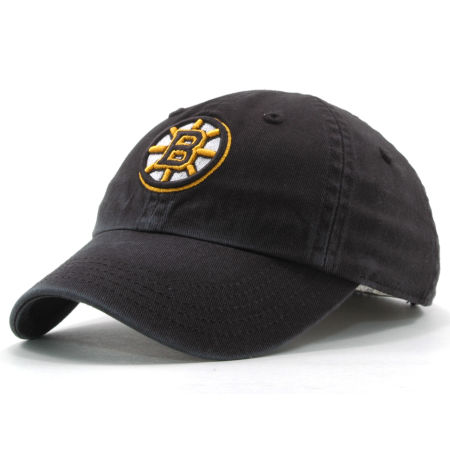 Boston Bruins '47 NHL Kids '47 CLEAN UP Cap