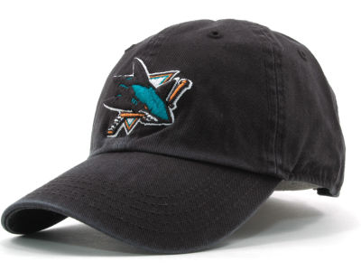 San Jose Sharks '47 NHL Kids '47 CLEAN UP Cap