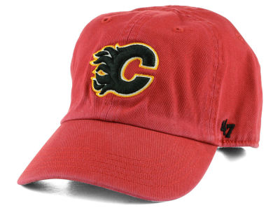 Calgary Flames '47 NHL Kids '47 CLEAN UP Cap