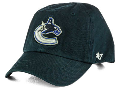 Vancouver Canucks '47 NHL Kids '47 CLEAN UP Cap