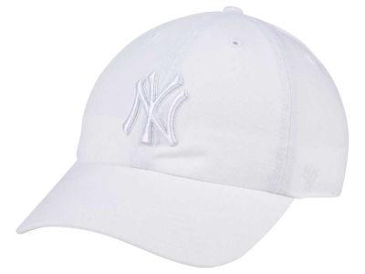 quality design 580e3 6cc2d New York Yankees  47 MLB Core  47 CLEAN UP Cap