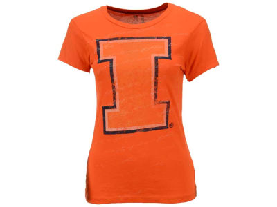 Illinois Fighting Illini NCAA Womens Just a Phrase T-Shirt