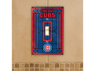 Chicago Cubs Switch Plate Cover