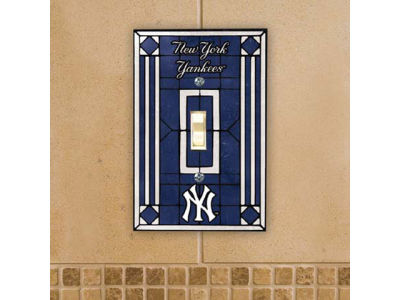 New York Yankees Switch Plate Cover