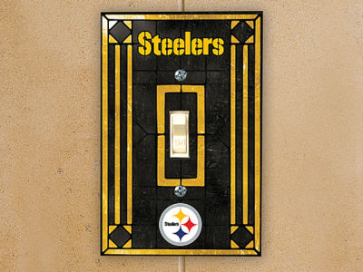 Pittsburgh Steelers Switch Plate Cover
