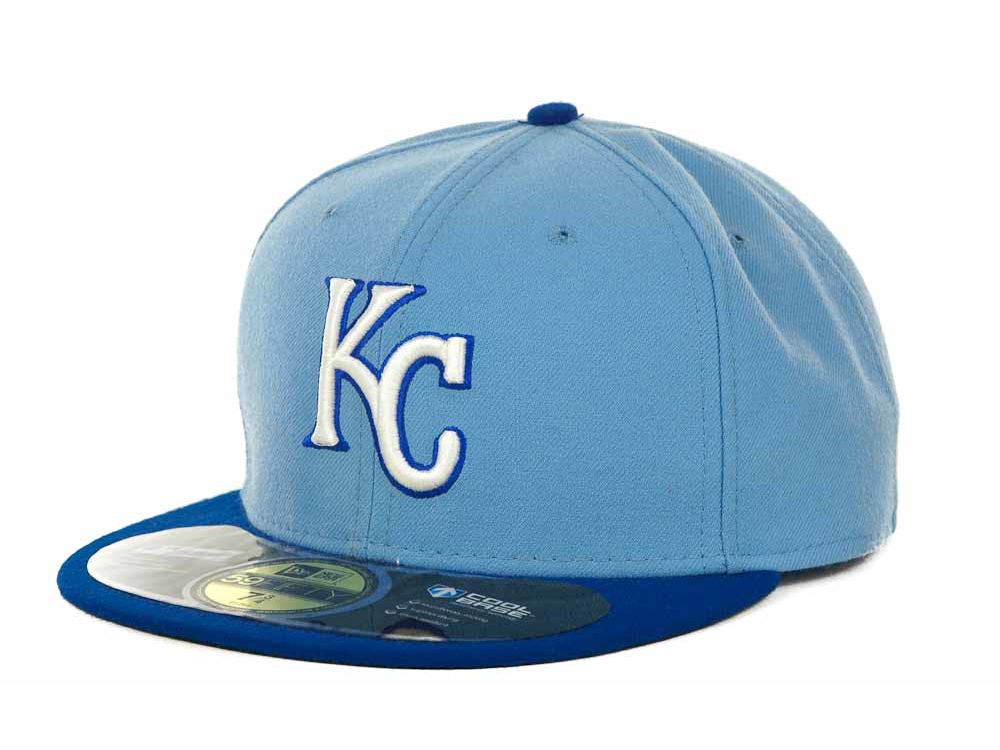 7ccf522f7e3 Kansas City Royals New Era MLB Authentic Collection 2015 XP 59FIFTY Cap