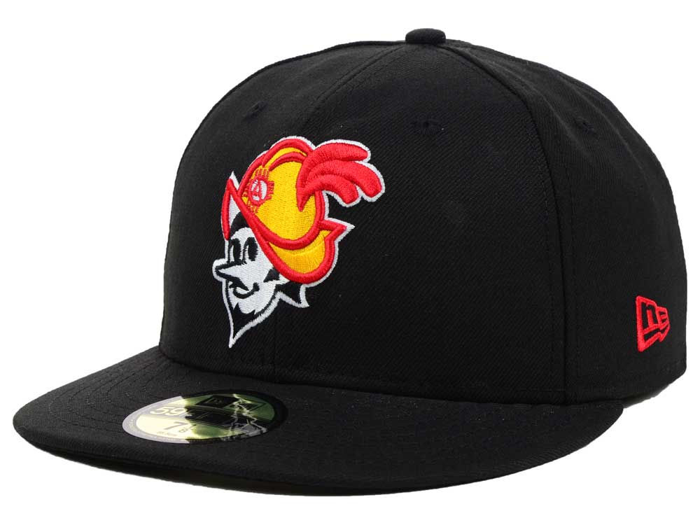 Albuquerque Dukes New Era MiLB AC 59FIFTY Cap  6d727143e807