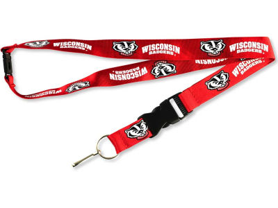 Wisconsin Badgers Lanyard