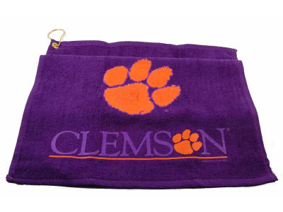 Clemson Tigers Sports Towel