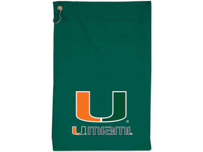 Miami Hurricanes Sports Towel