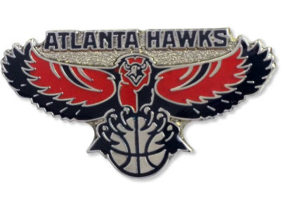 Atlanta Hawks Logo Pin
