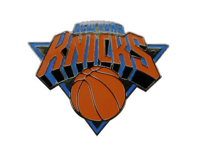 New York Knicks Logo Pin