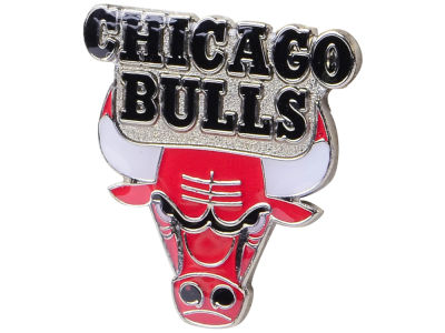 Chicago Bulls Aminco Jersey Pin