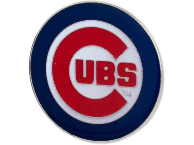 Chicago Cubs Logo Pin