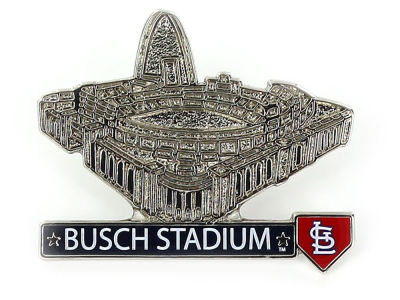 St. Louis Cardinals Aminco Aminco Stadium Pin