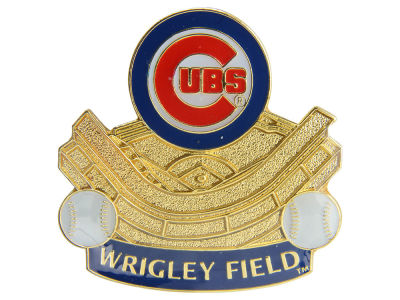 Chicago Cubs Aminco Stadium Pin
