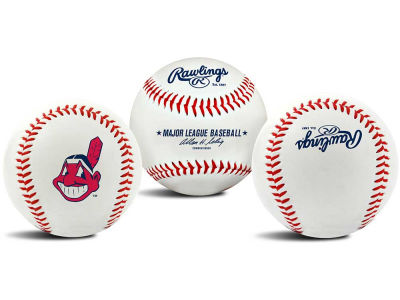 Cleveland Indians The Original Team Logo Baseball
