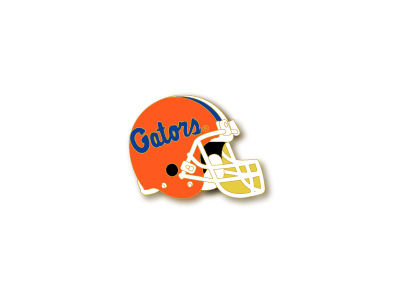 Florida Gators Helmet Pin