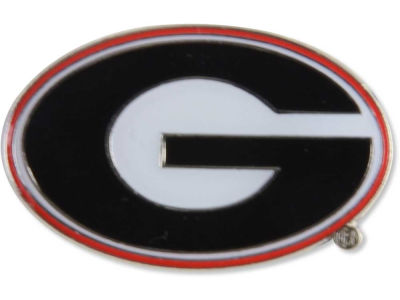 Georgia Bulldogs Logo Pin