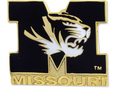 Missouri Tigers Logo Pin