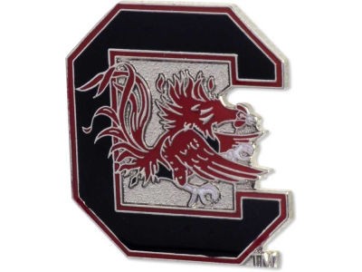 South Carolina Gamecocks Logo Pin