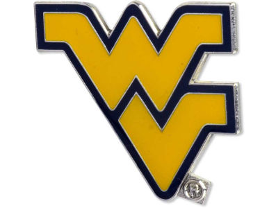 West Virginia Mountaineers Logo Pin