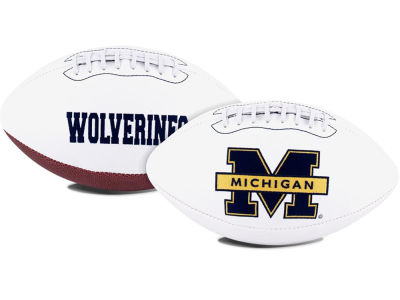 Michigan Wolverines Signature Series Football
