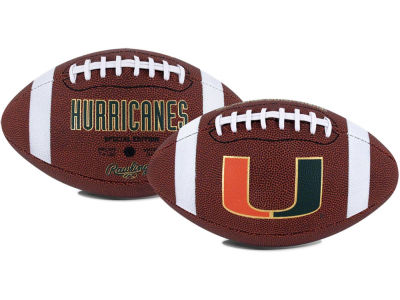 Miami Hurricanes Game Time Football