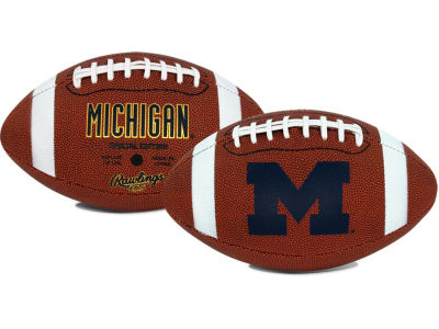 Michigan Wolverines Game Time Football