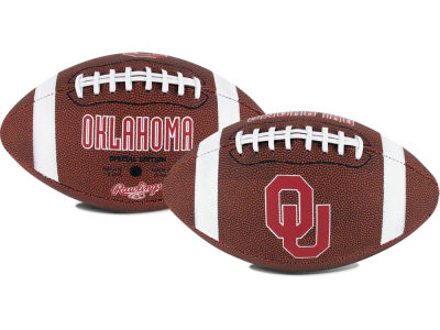 Oklahoma Sooners Game Time Football