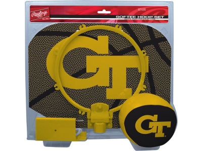 Georgia-Tech Slam Dunk Hoop Set