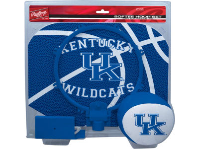 Kentucky Wildcats Slam Dunk Hoop Set