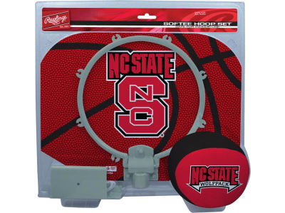North Carolina State Wolfpack Slam Dunk Hoop Set