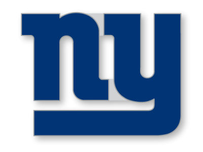 New York Giants Logo Pin