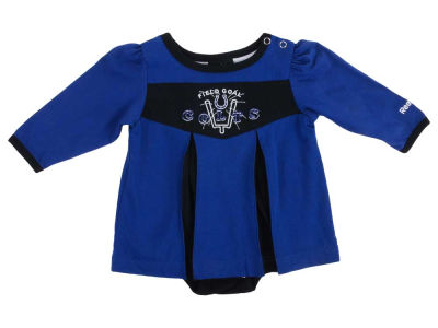 Indianapolis Colts NFL Newborn Cheer Creeper Dress