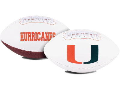 Miami Hurricanes Signature Series Football
