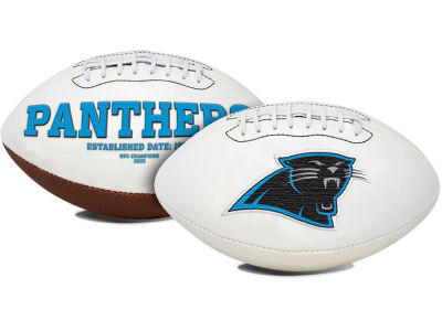 Carolina Panthers Signature Series Football