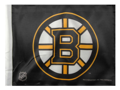 Boston Bruins Car Flag