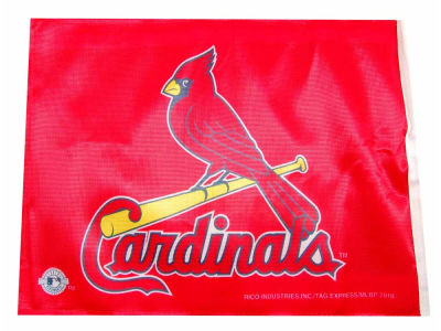 St. Louis Cardinals Car Flag