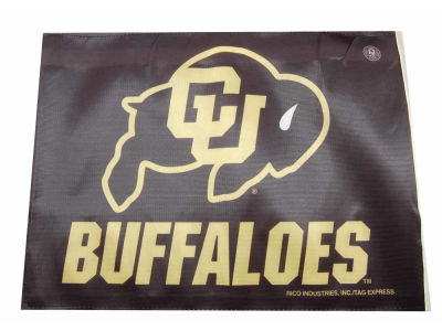Colorado Buffaloes Car Flag