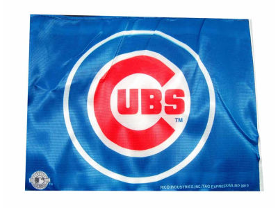 Chicago Cubs Car Flag