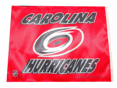 Carolina Hurricanes Car Flag