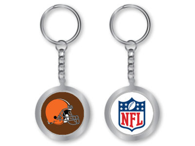 Cleveland Browns Spinning Keychain