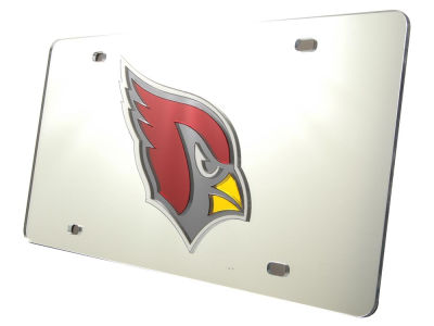 Arizona Cardinals Acrylic Laser Tag